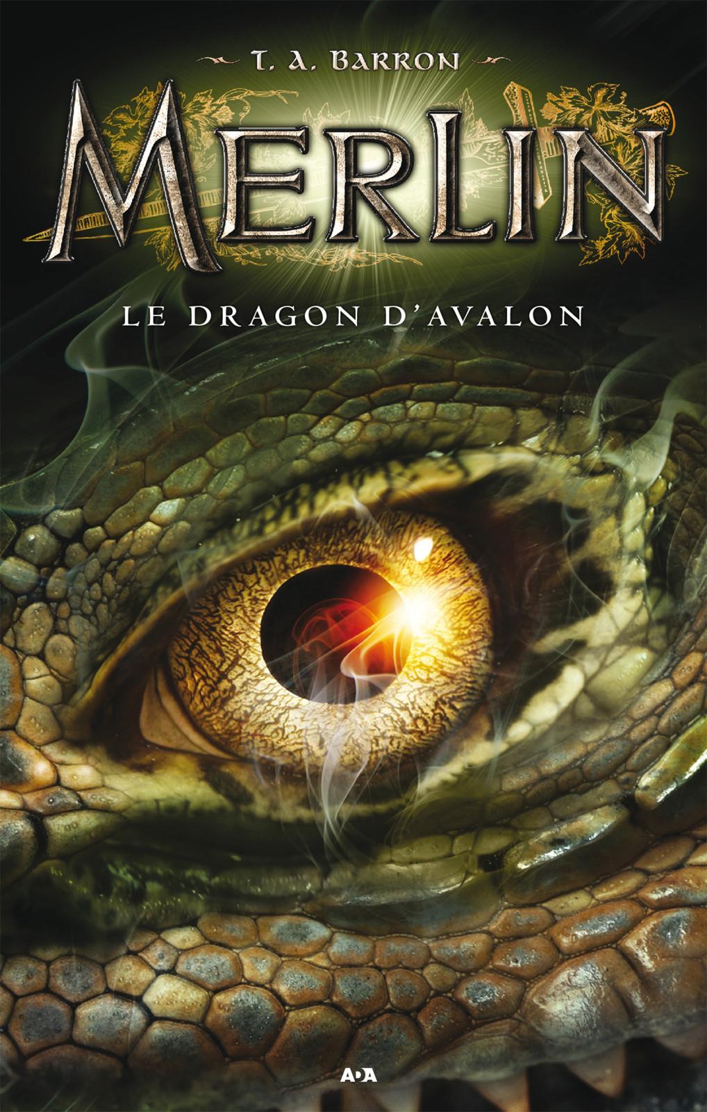 Le dragon d'Avalon
