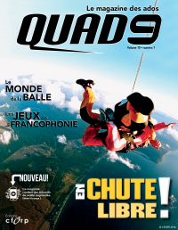QUAD9 Vol.10, no 1, En chut...
