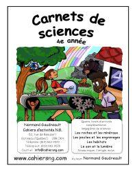 Carnets de sciences (4e année)