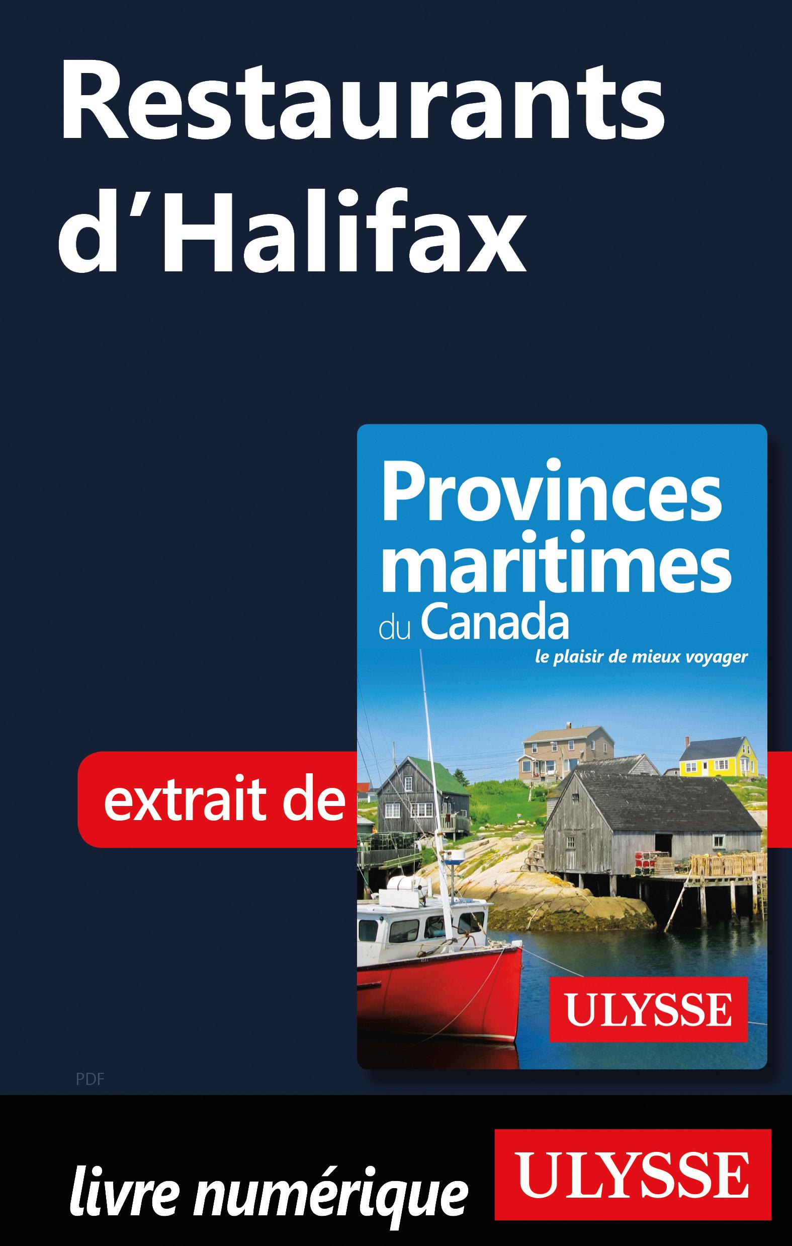 Restaurants d'Halifax