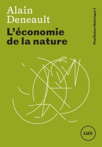 L'économie de la nature