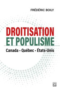 Droitisation et populisme:...