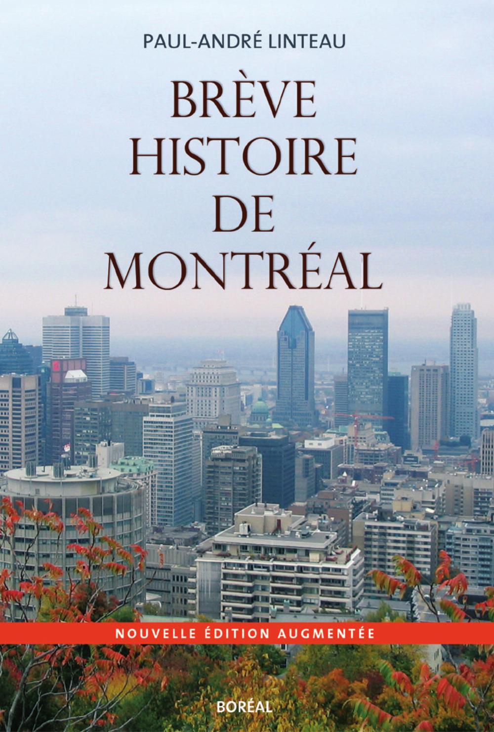 Brève histoire de Montréal