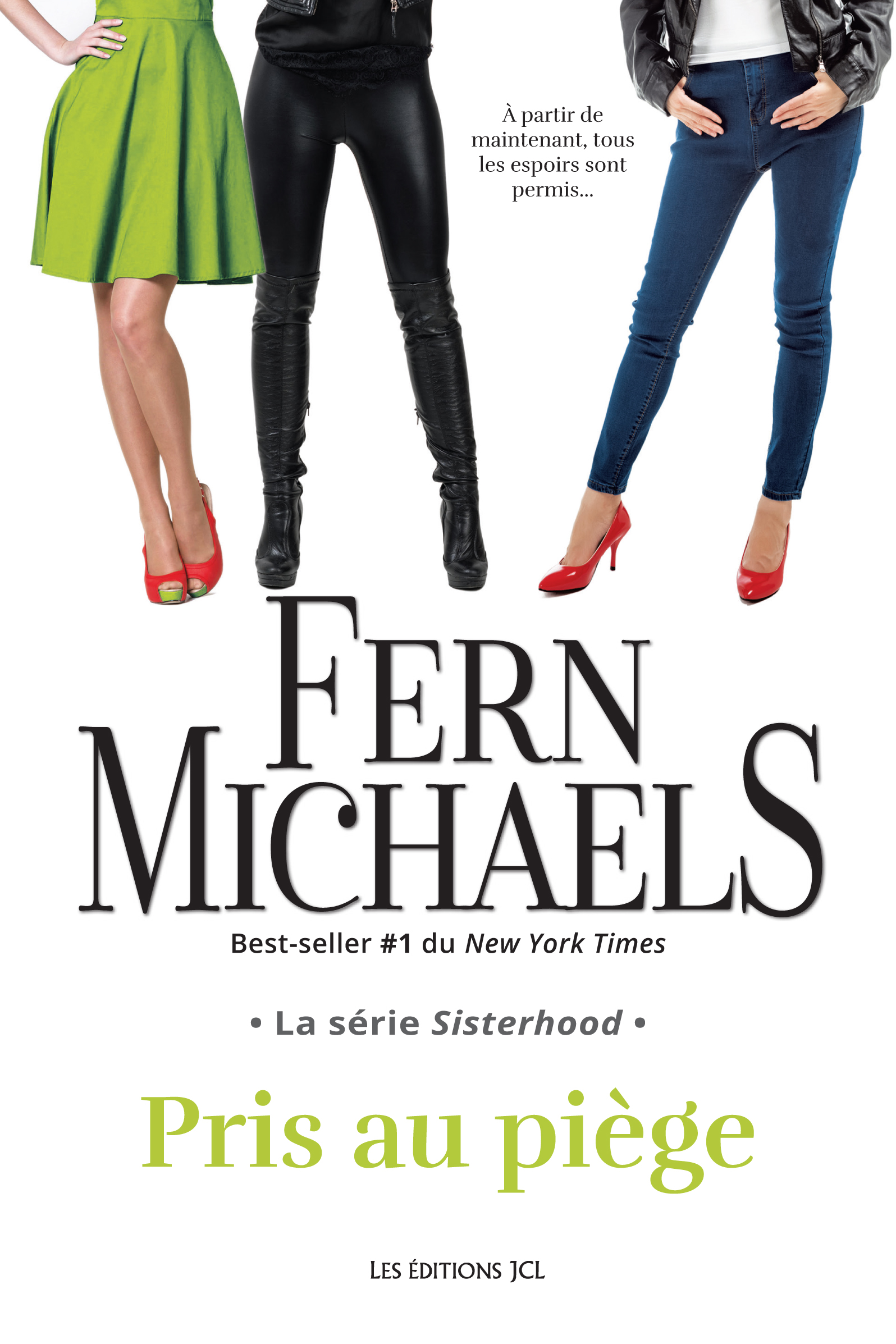 La série Sisterhood, Pris au piège