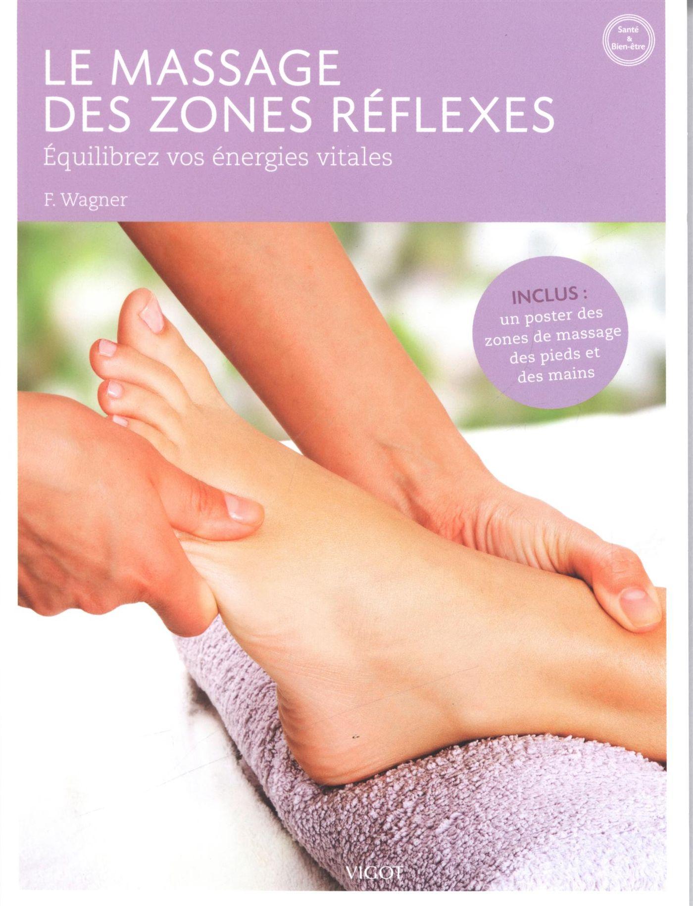 Le massage des zones réflexes N.E.