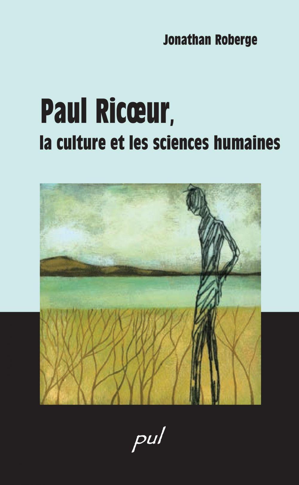 Vignette du livre Paul Ricoeur, culture scienceshumaines
