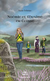 Noémie et Maxime en Écosse