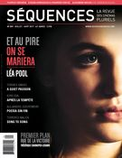 Séquences : la revue de cinéma. No. 309, Août 2017
