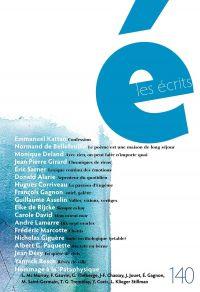 Les écrits. No. 140. Mars 2014