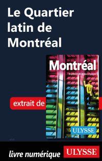 Le Quartier latin de Montréal