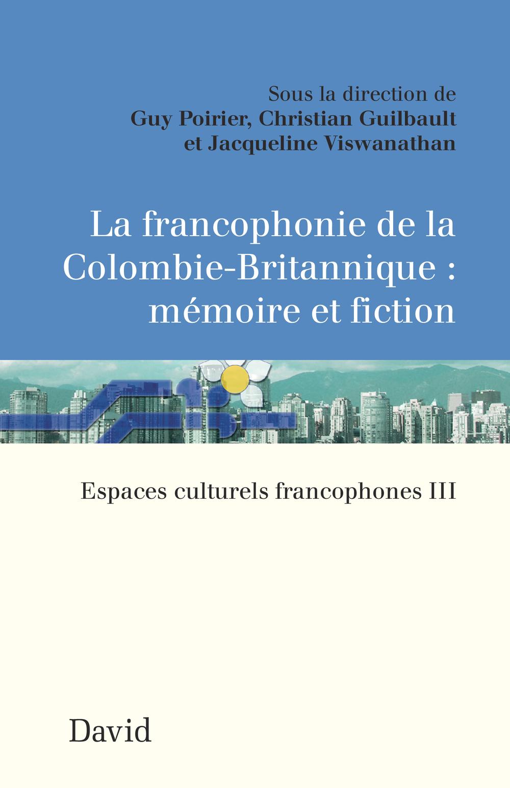 La francophonie de la Colom...