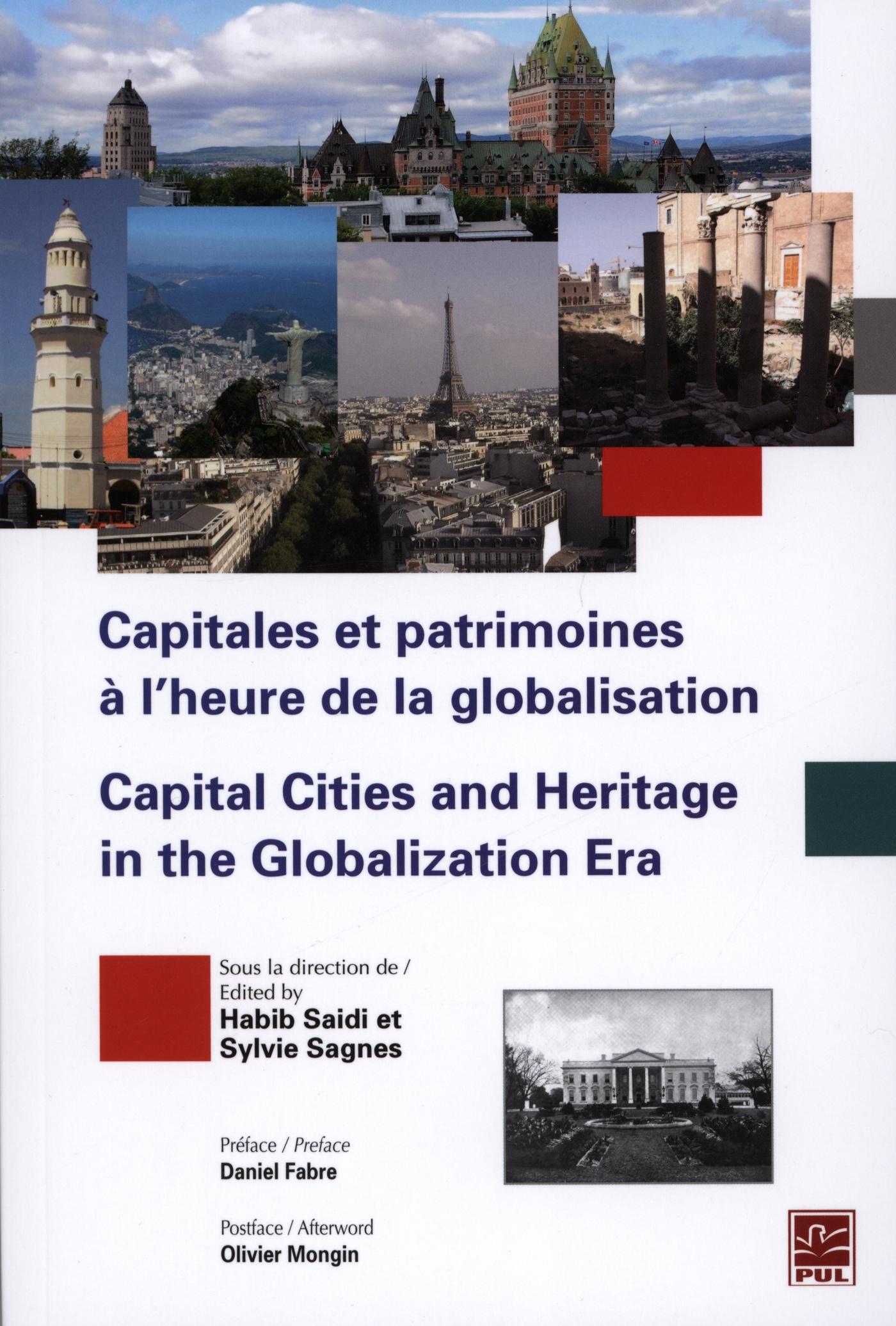 Capitales et patrimoines à l'heure de la globalisation