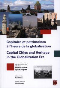 Capitales et patrimoines à ...