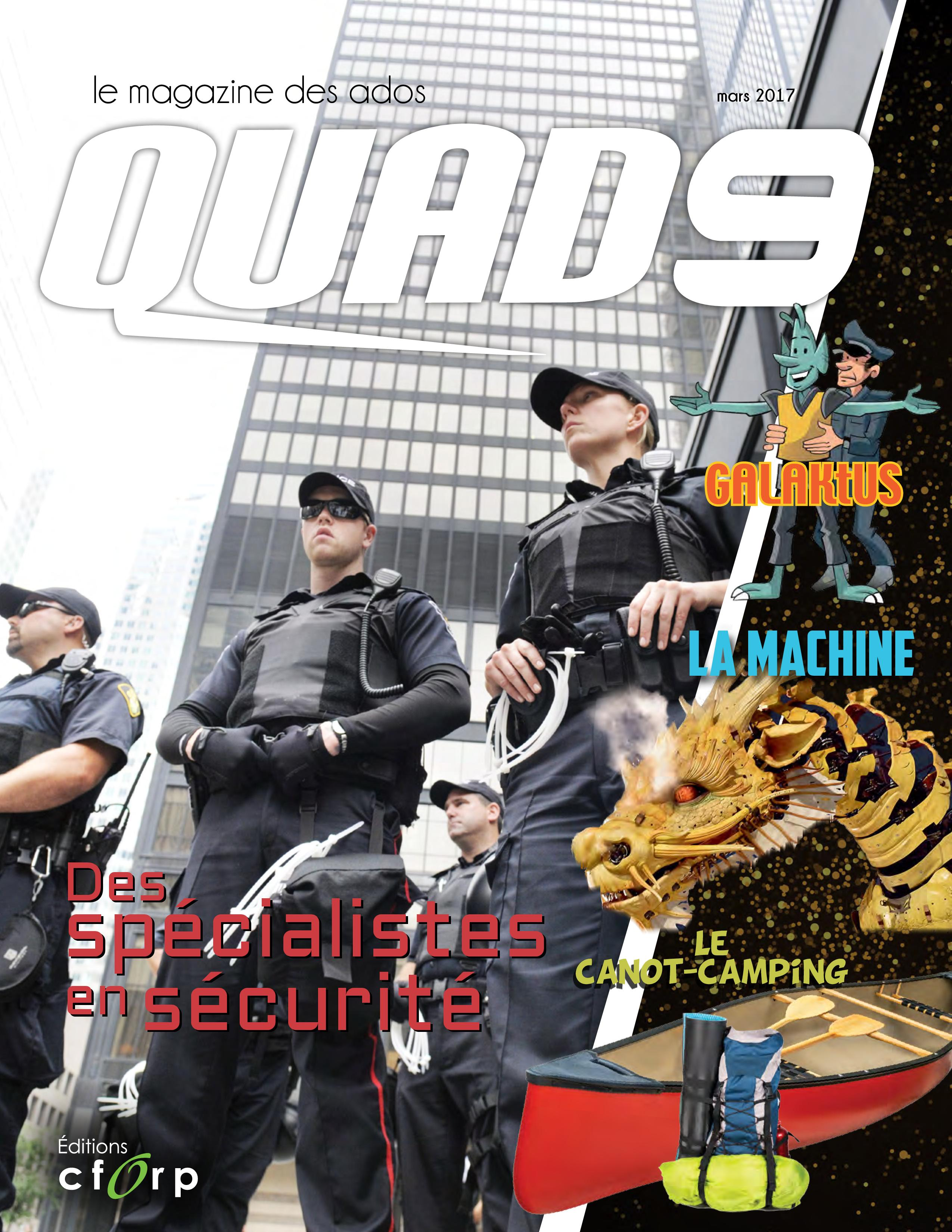 QUAD9. Volume 12, No 3, Des...