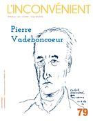 Image de couverture (L'Inconvénient. No. 79, Hiver 2020)