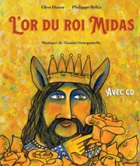 L'or du roi Midas