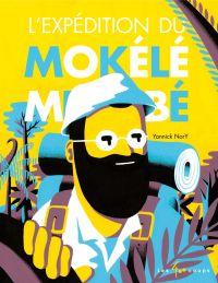 Image de couverture (L'expédition du Mokélé Mbembé)