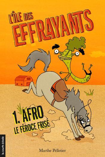 Afro, le féroce frisé, L'île des Effrayants, tome 1