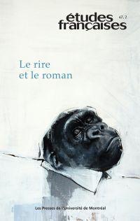 Études françaises. Vol. 47 No. 2,  2011