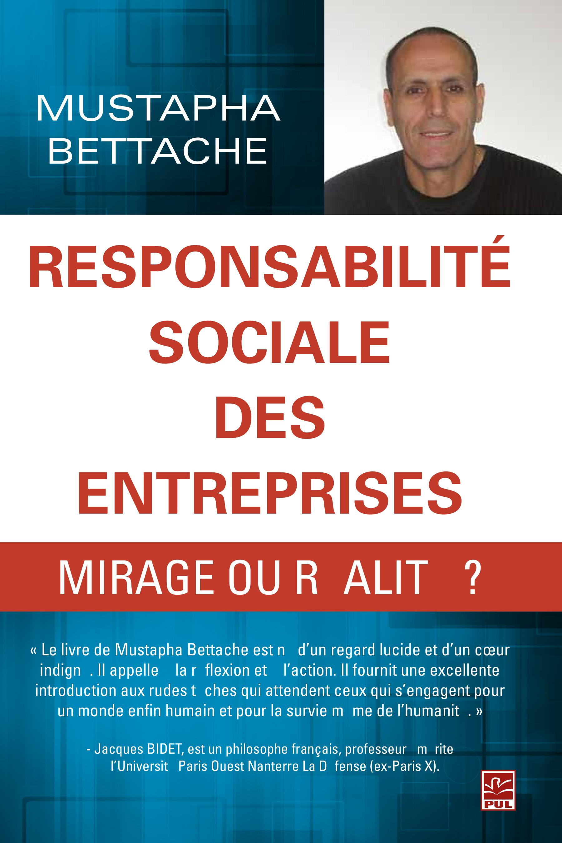 Responsabilité sociale des ...