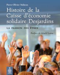 Histoire de la Caisse d'économie solidaire Desjardins