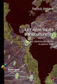 Image de couverture (Les Amériques transculturelles)