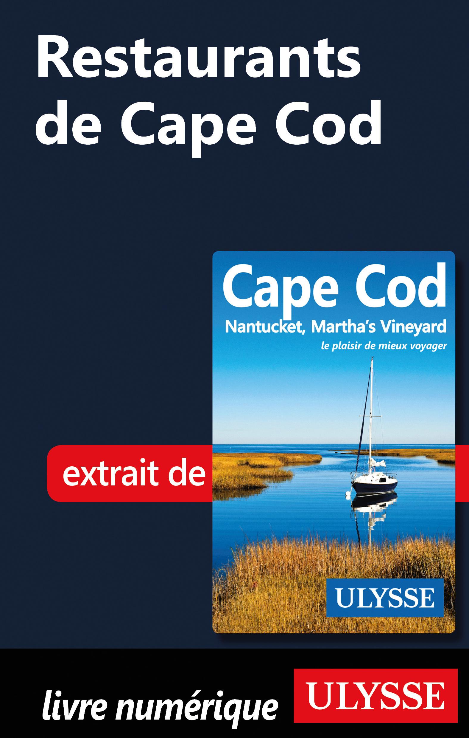 Restaurants de Cape Cod