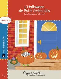 L'Halloween de Petit Gribou...