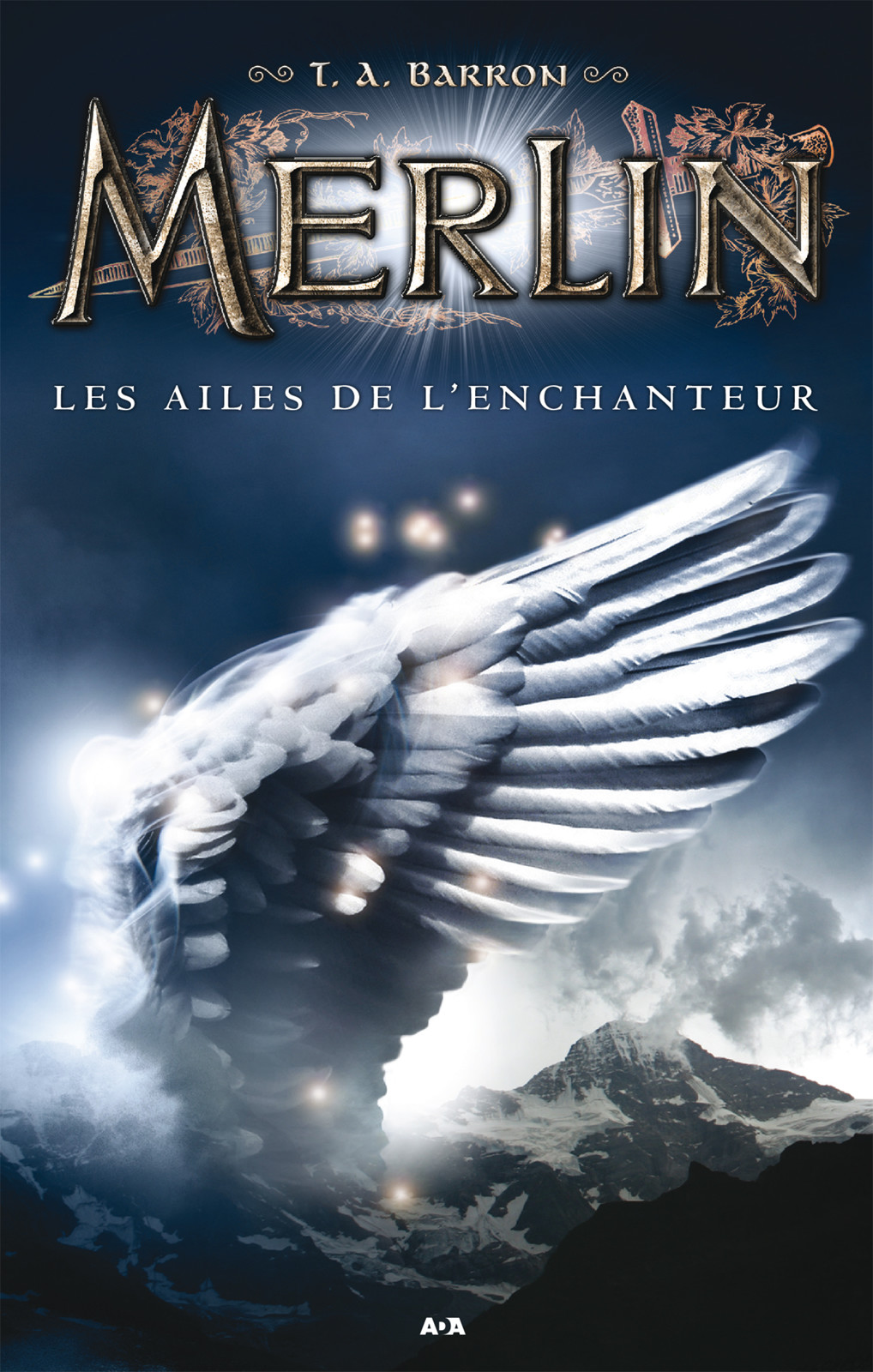 Les ailes de l'enchanteur