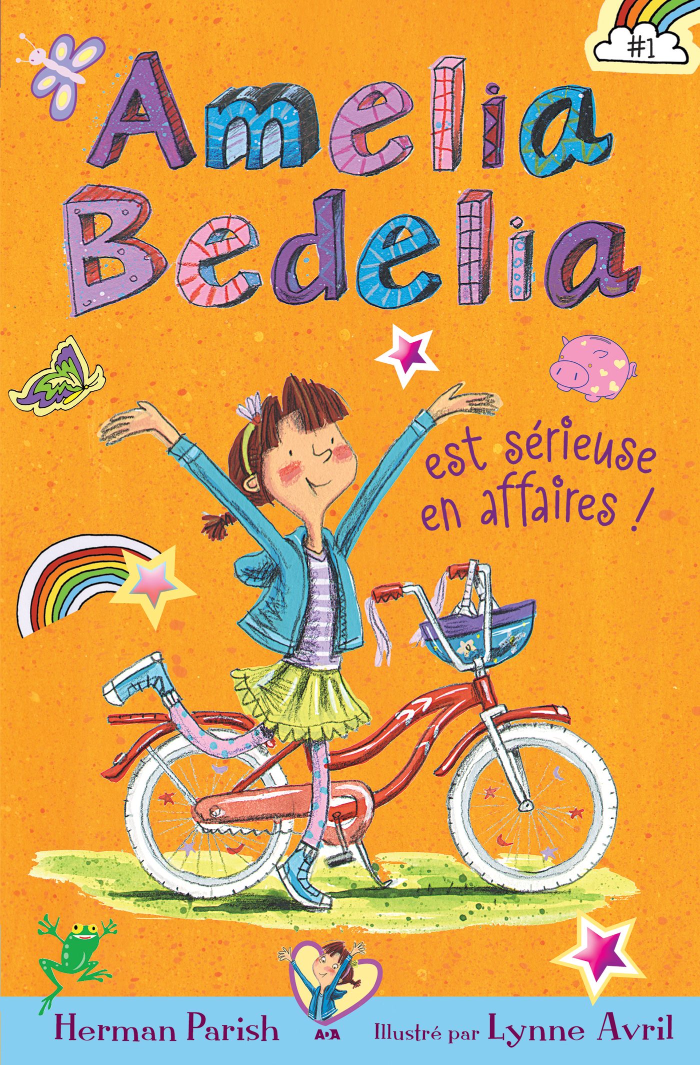 Amelia Bedelia est sérieuse en affaires