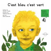 Image de couverture (C'est bleu c'est vert)