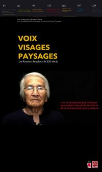 Voix, visages, paysages.  Les Premiers Peuples et le XXIe siècle