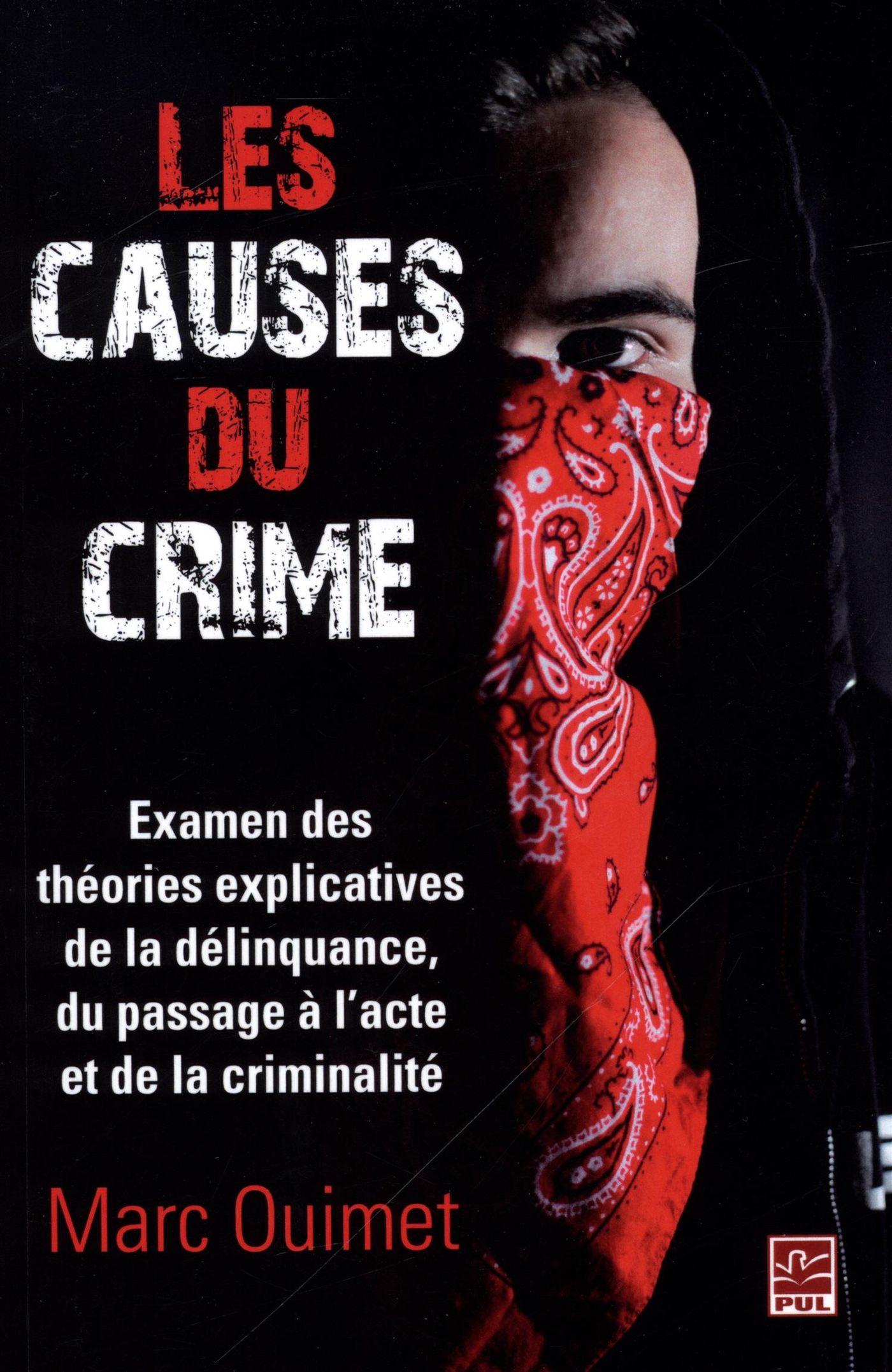 Les causes du crime