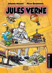 Connais-tu? - En couleurs 13 - Jules Verne