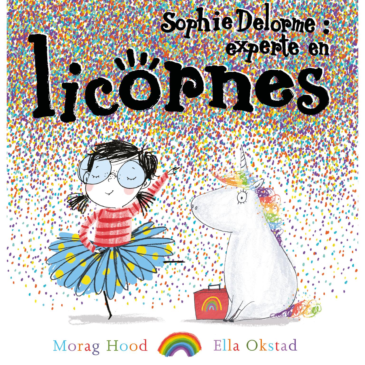 Sophie Delorme: experte en licornes