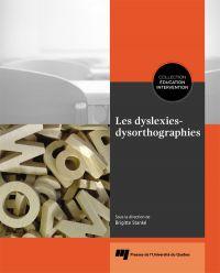 Image de couverture (Les dyslexies-dysorthographies)