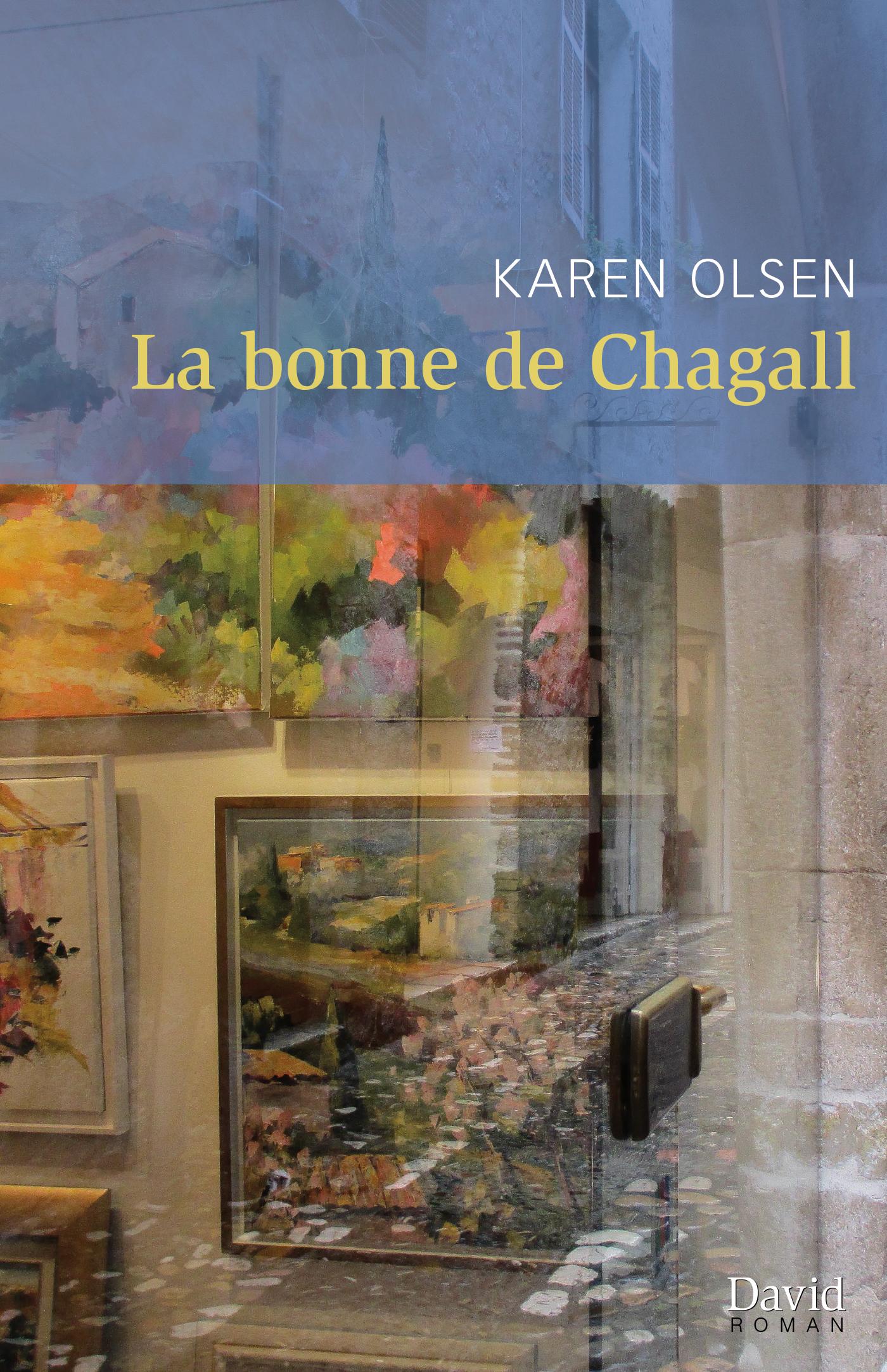La bonne de Chagall