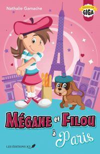 Mégane et Filou à Paris
