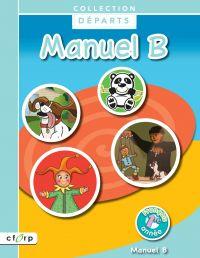 Départs - 1re année. Manuel...