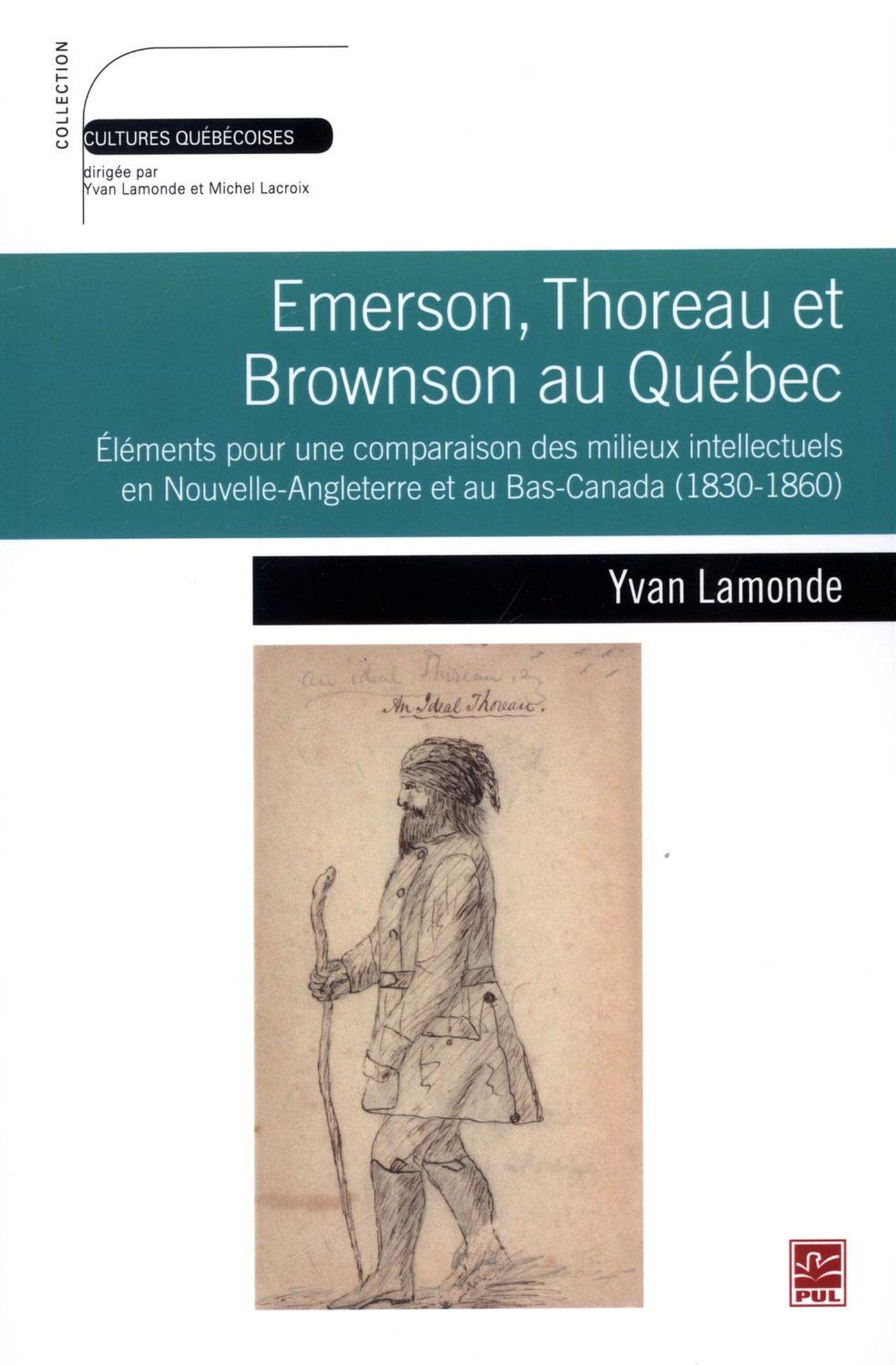 Emerson, Thoreau et Browson...