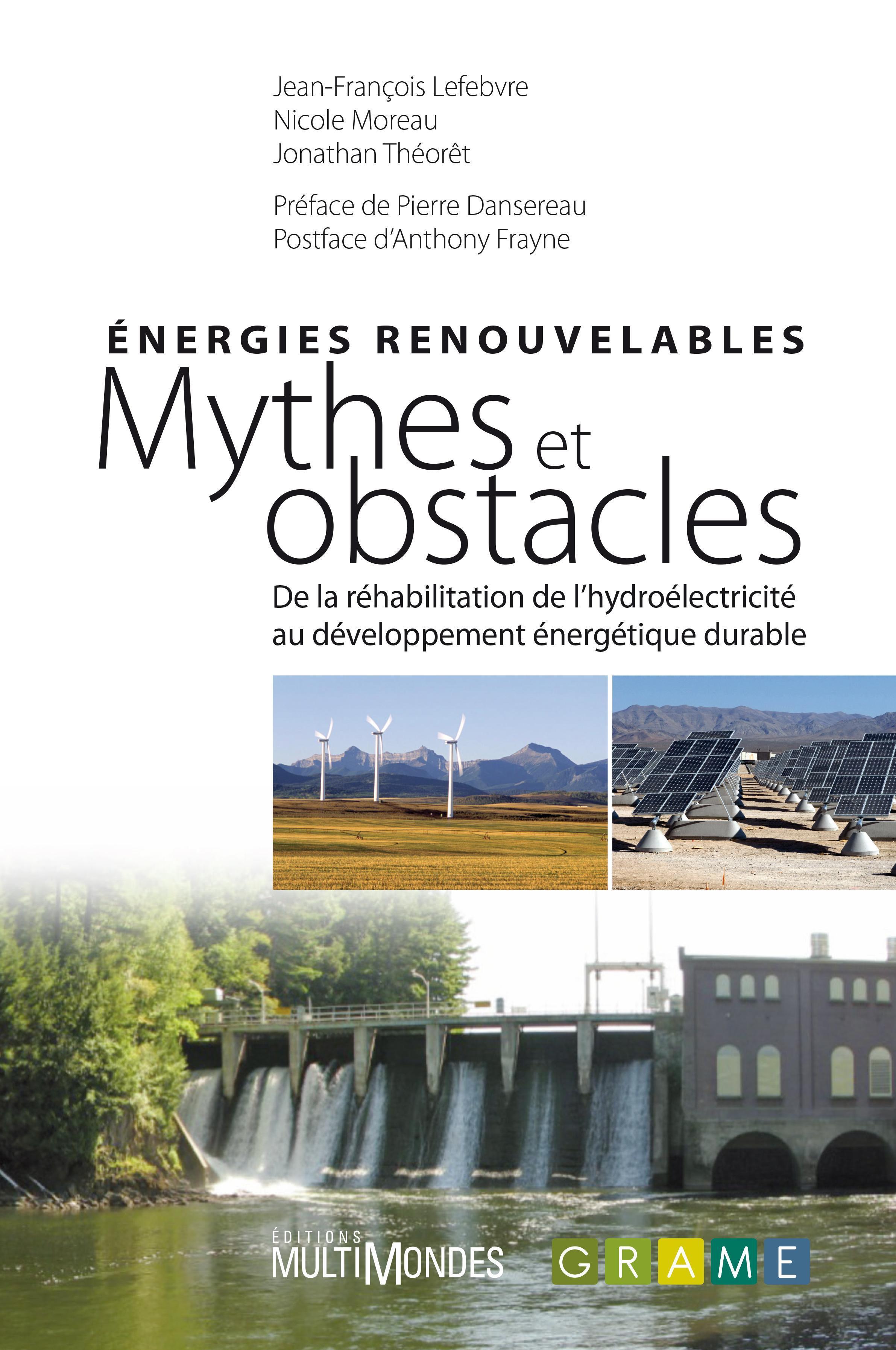Énergies renouvelables : my...