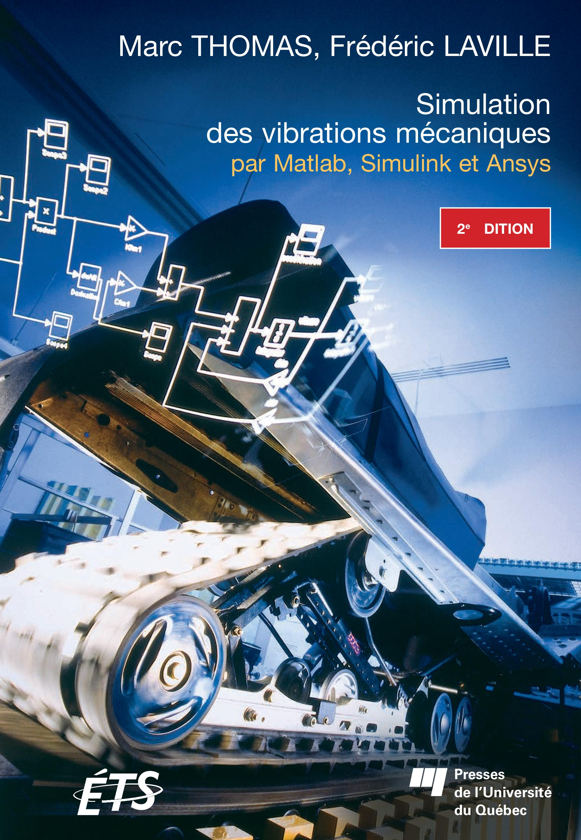 Simulation des vibrations mécaniques, 2e édition