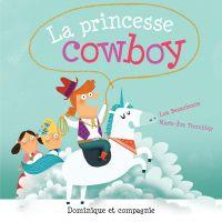 Image de couverture (La princesse cowboy)