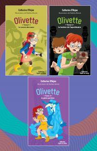 Coffret Numérique Trilogie - Olivette