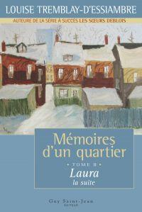 Image de couverture (Mémoires d'un quartier, tome 8: Laura, la suite)