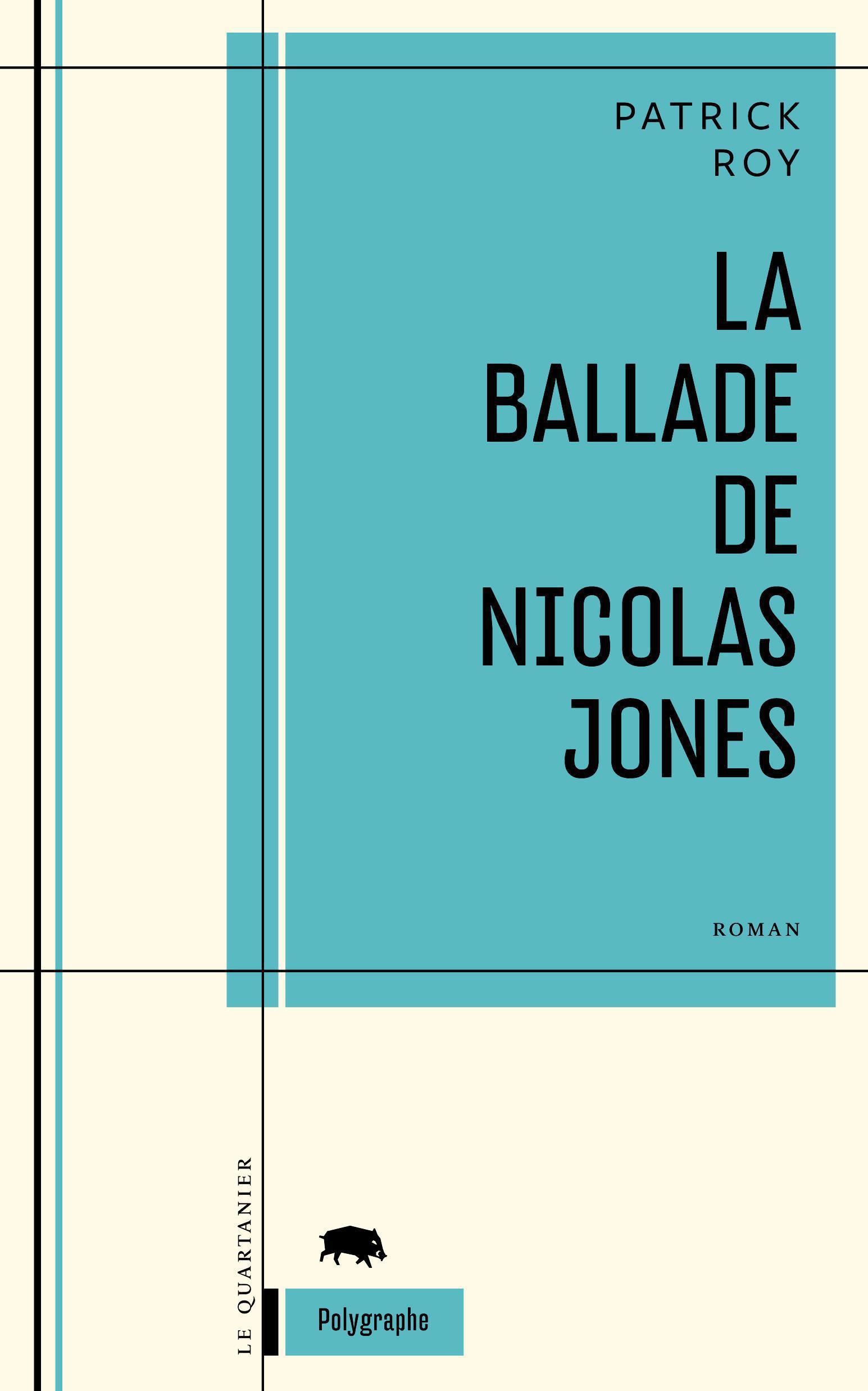 La ballade de Nicolas Jones