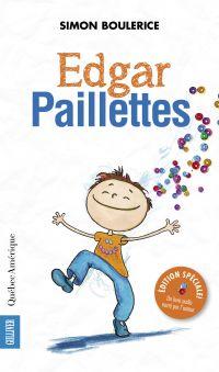 Edgar Paillettes (Livre audio narré par l'auteur)