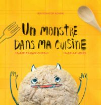 Image de couverture (Un monstre dans ma cuisine)