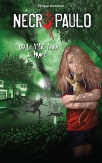 Cover image (Nécropaulo 02 : Le p'tit train du mort)