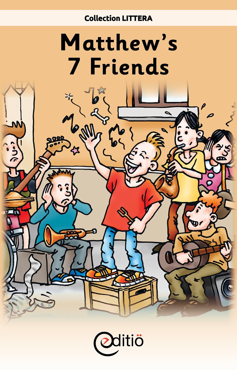 Matthew's 7 Friends